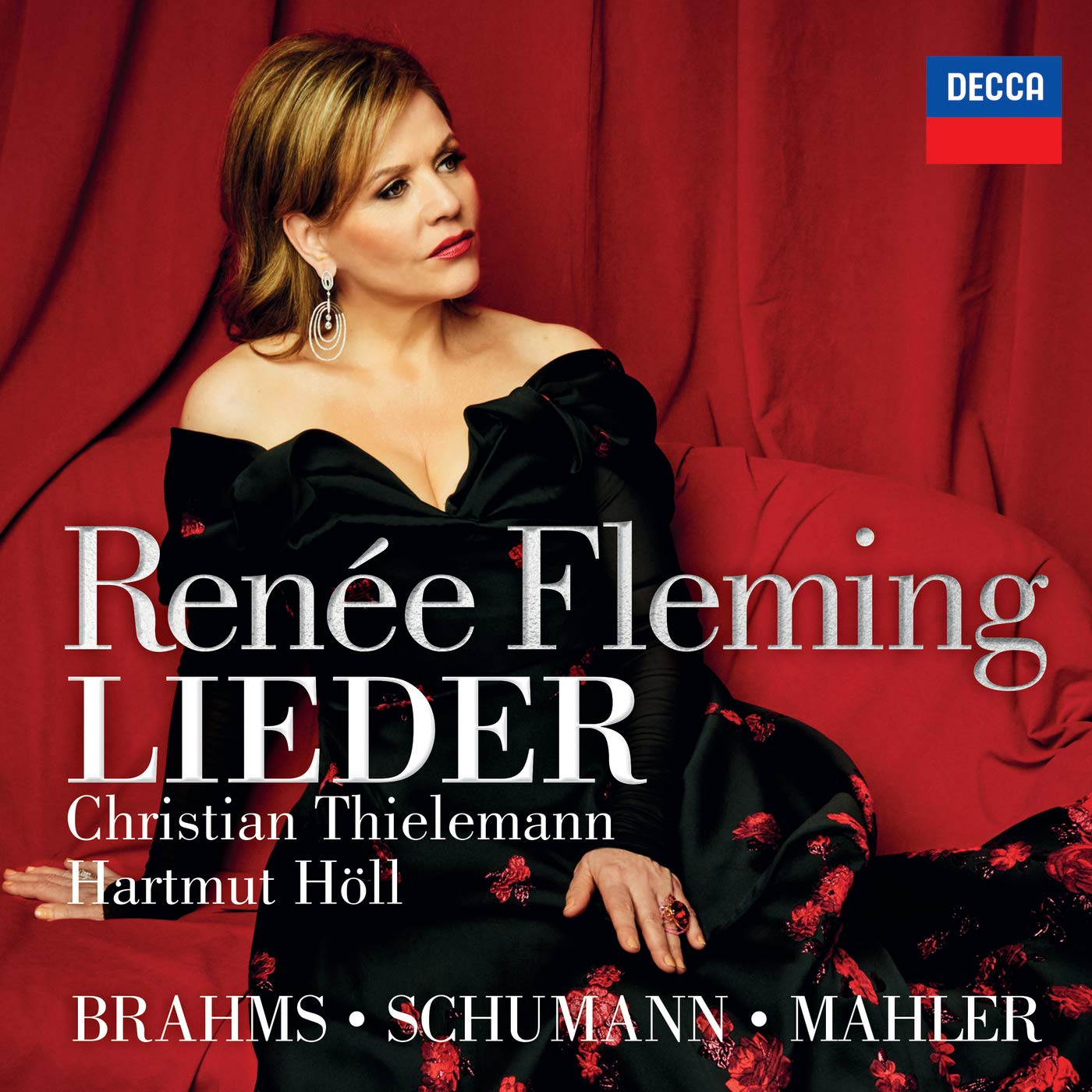 Рени Флеминг Renee Fleming. Brahms, Schumann, Mahler. Lieder