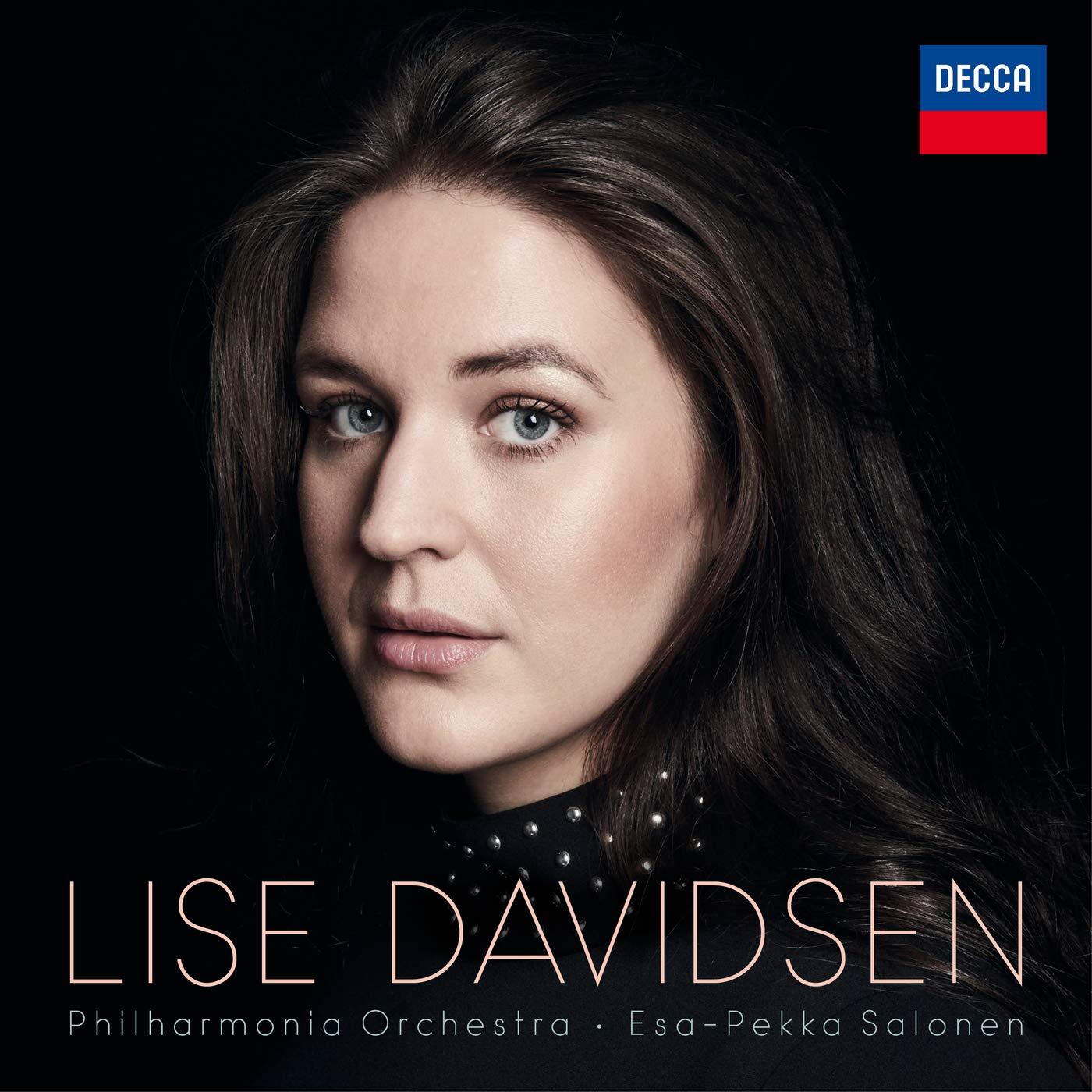 Lise Davidsen,Philarmonia Orchestra,Эса-Пекка Салонен Lise Davidsen. Strauss, R.: Four Last Songs/ Wagner: Arias From Tannhauser
