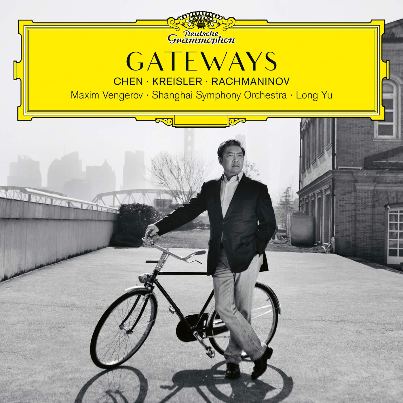 Лонг Ю Long Yu. Chen, Rachmaninov, Kreisler. Gateways joie пиджак