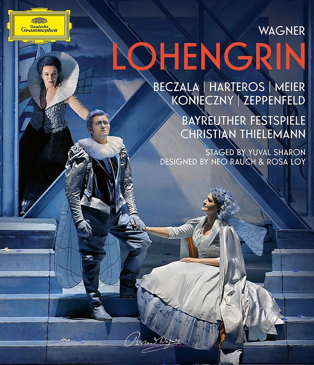 Bayreuth Festival Orchestra. Wagner: Lohengrin (Blu-ray)