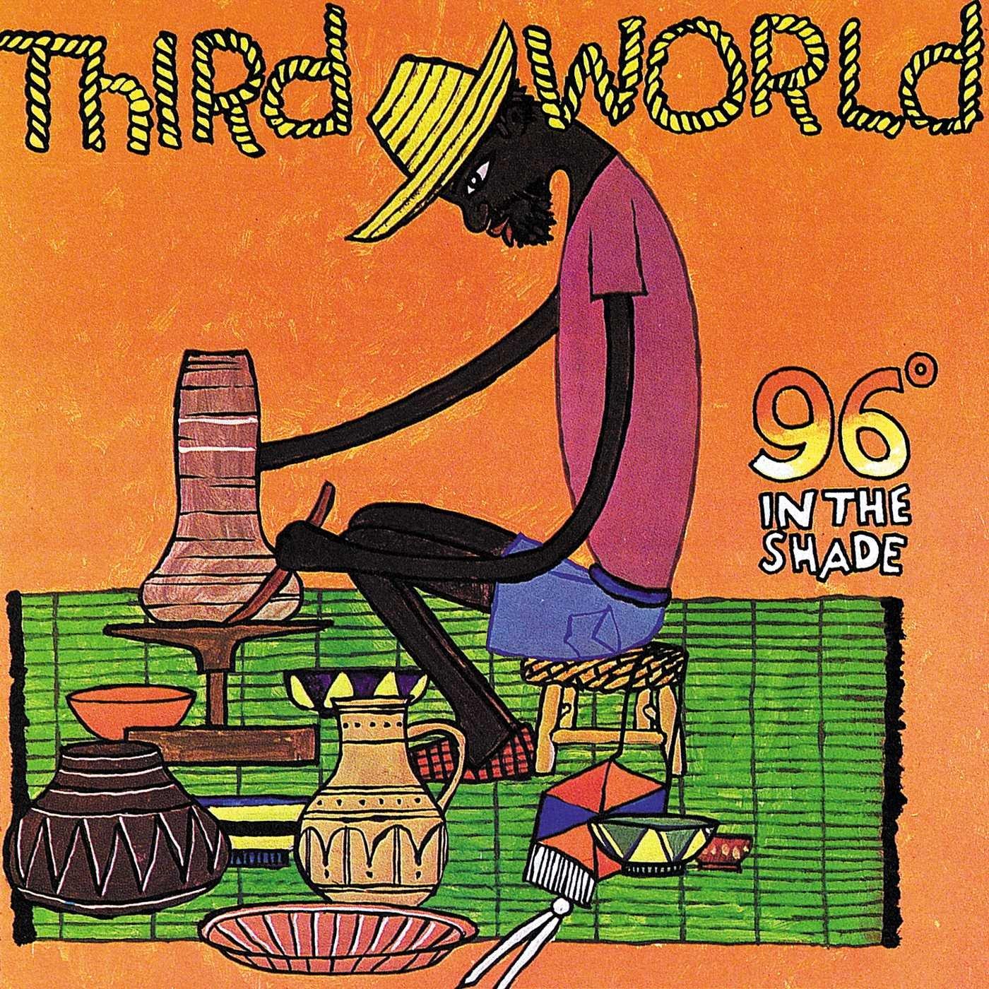 Third World Third World. 96 In The Shade (LP) dave rankin third world war
