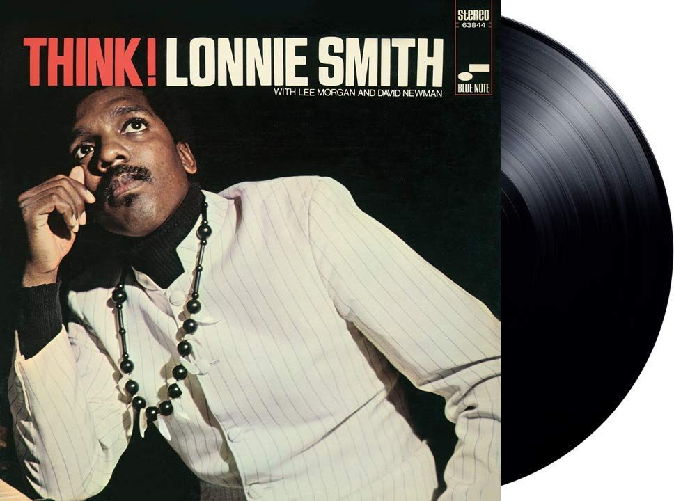 Лонни Смит Lonnie Smith. Think! (LP)