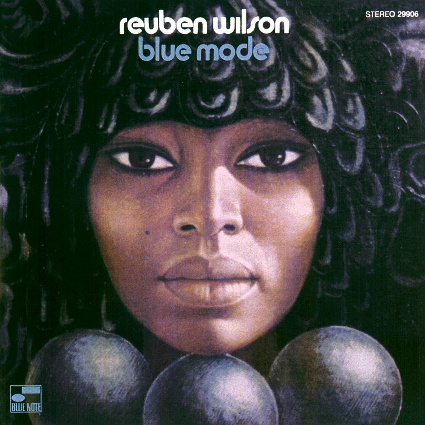 Рубен Уилсон Reuben Wilson. Blue Mode (LP) supra usb 2 0 a b blue 4 0m