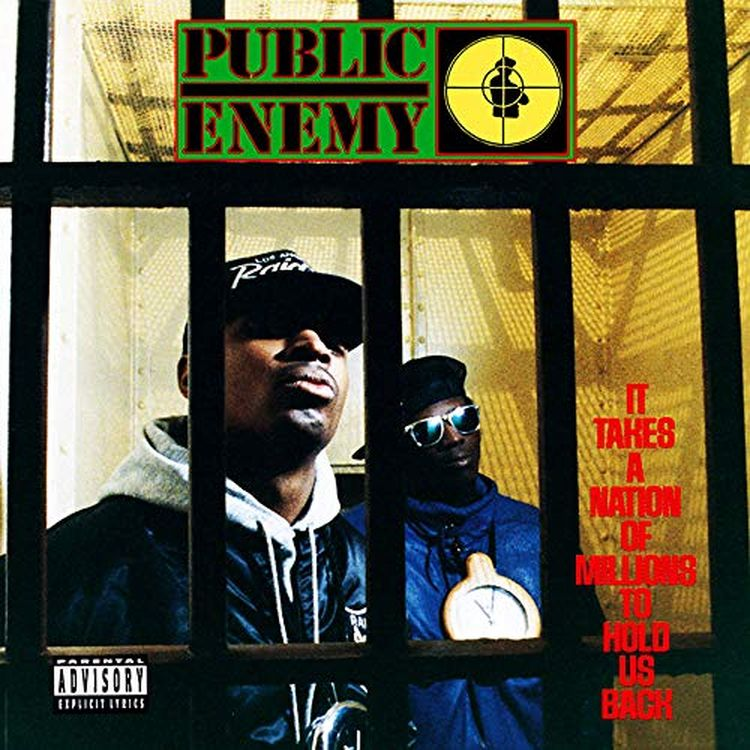 Public Enemy Public Enemy. It Takes A Nation Of Millions To Hold Us Back public enemy public enemy power to the people and the beats the definitive collection