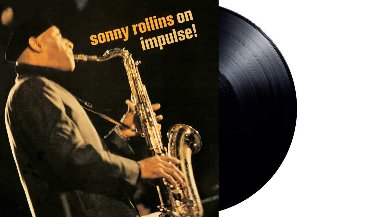 Сонни Роллинз Sonny Rollins. On Impulse! (LP) майлз дэвис сонни роллинз джеки маклин уолтер бишоп miles davis featuring sonny rollins dig lp