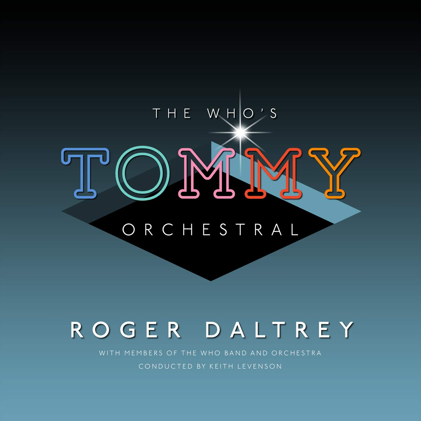 Роджер Долтри Roger Daltrey. The Who's Tommy Orchestral joseph a klingman the boy in the mirror
