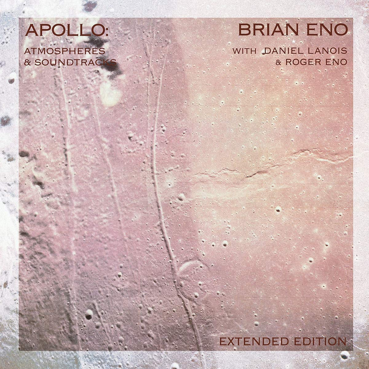 Брайан Ино Brian Eno. Apollo: Atmospheres And Soundtracks (2 CD) цены онлайн