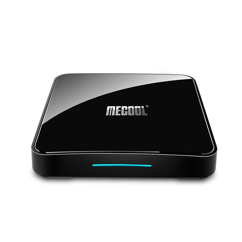 ТВ-приставка MECOOL KM3 RARE Amlogic S905X2 Android 9.0 4/128Гб