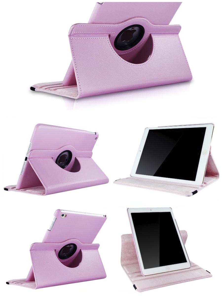 "Поворотный чехол для IPad Mini 4 ""Rotator"". Розовый"