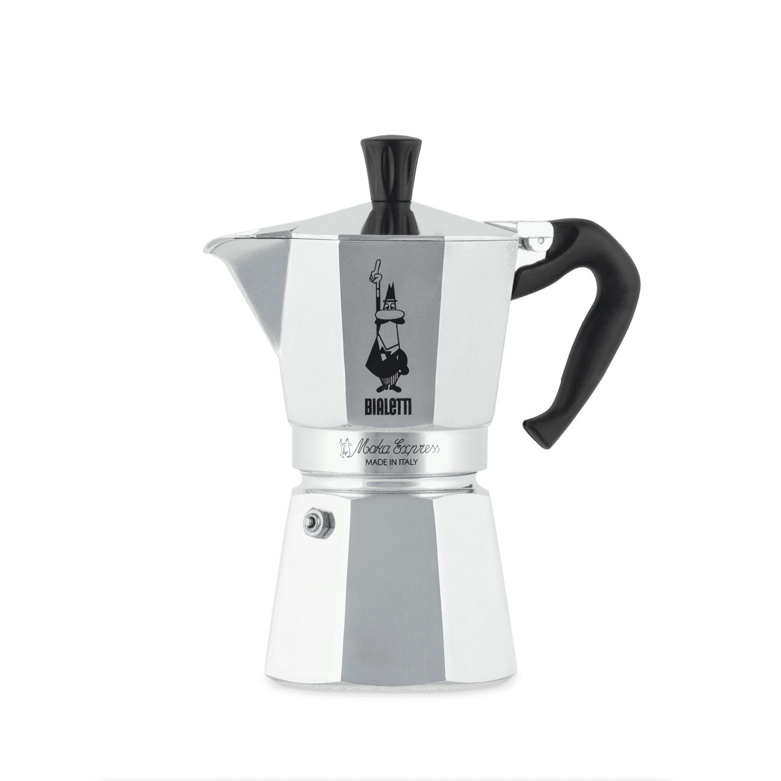 "<b>Гейзерная кофеварка Bialetti</b> ""<b>Moka</b> Express"", на 6 чашек ..."
