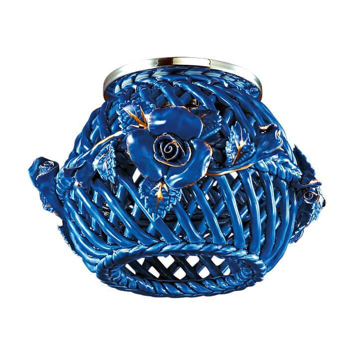 Встраиваемый светильник Novotech 370209, G9, 40 Вт встраиваемый светильник novotech farfor 370209