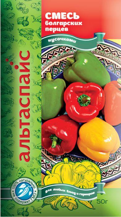 купить Смесь болгарских перцев Альтаспайс, 50 г недорого
