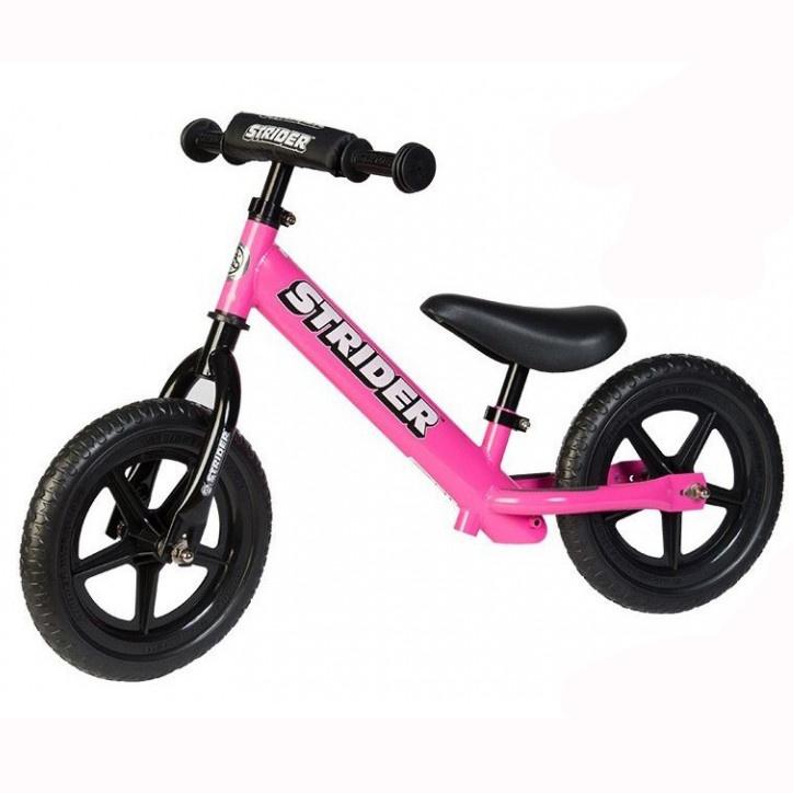 цена на Strider беговел 12' Sport розовый