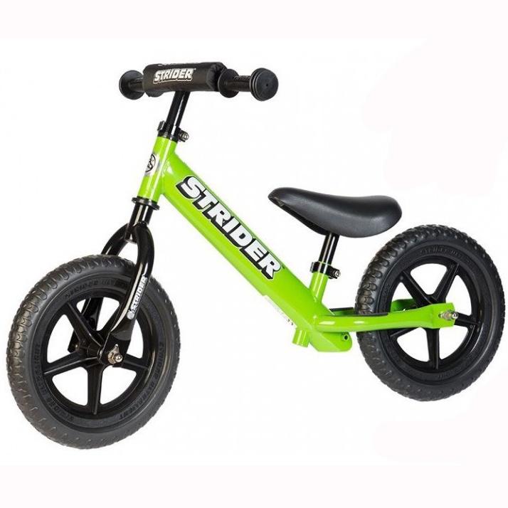 цена на Strider беговел 12' Sport зеленый