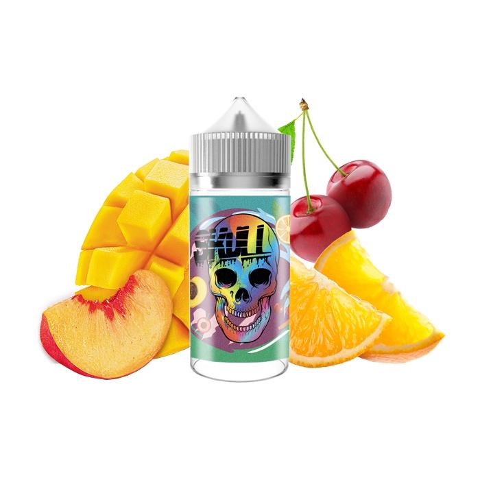 Жидкость для электронных парителей Fruit bomb Skull