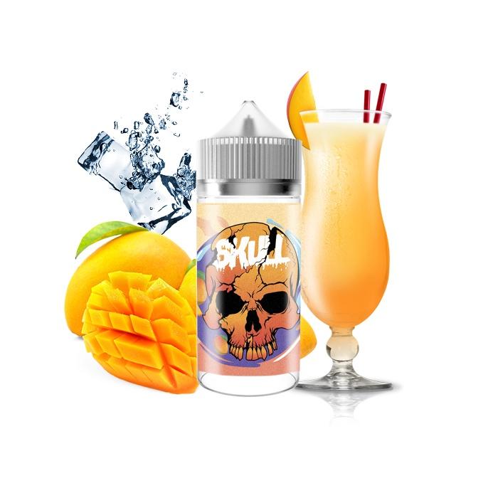 Жидкость для электронных парителей Juicy mango Skull