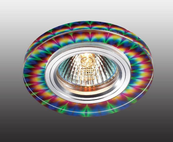 Встраиваемый светильник Novotech 369911, GX5.3, 50 Вт