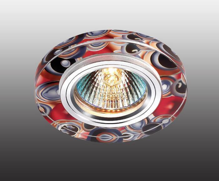 Встраиваемый светильник Novotech 369909, GX5.3, 50 Вт