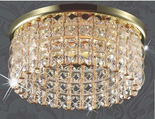 Встраиваемый светильник Novotech 369442, GX5.3, 50 Вт