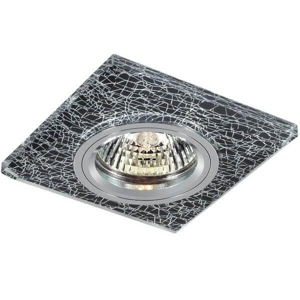 Встраиваемый светильник 369588, GX5.3, 50 Вт