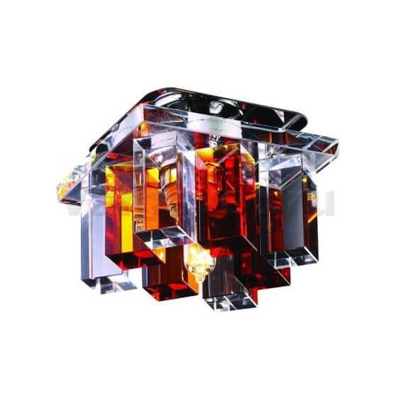 Встраиваемый светильник Novotech 369368, G9, 40 Вт