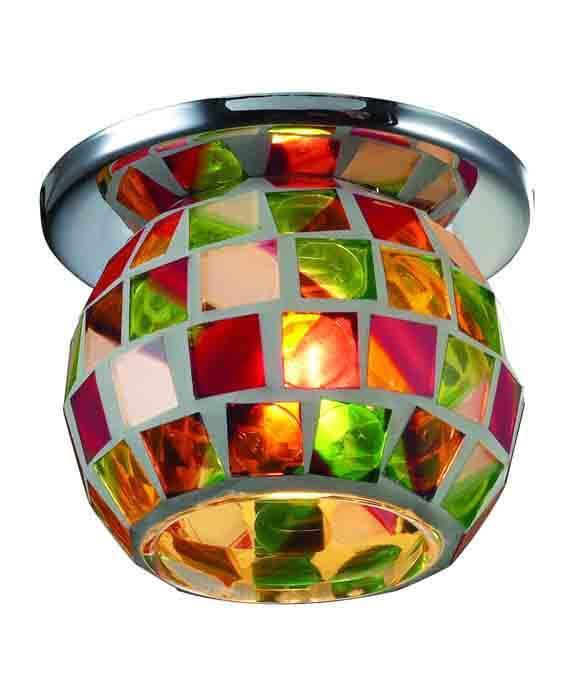 Встраиваемый светильник Novotech 369464, G9, 40 Вт встраиваемый светильник novotech vitrage 369558