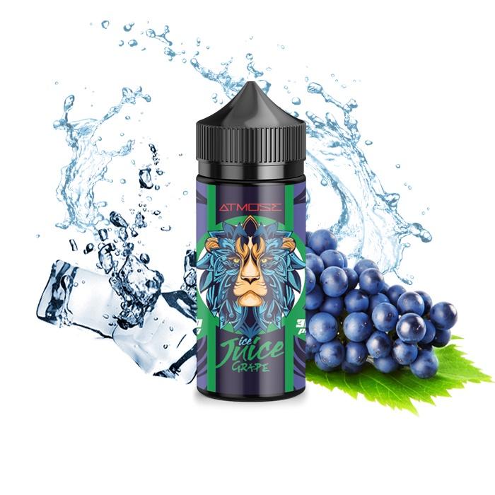 Жидкость для электронных парителей Grape Ice juice