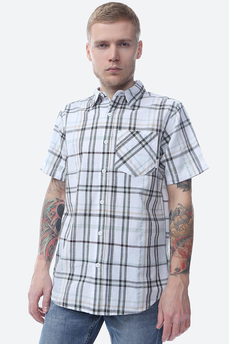 Рубашка Columbia Katchor II Short Sleeve Shirt рубашка мужская columbia katchor ii short sleeve shirt цвет голубой 1577778 440 размер xl 52 54