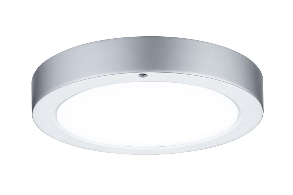 Светильник потолочный Smooth LED 1x7.5W, хром матовый