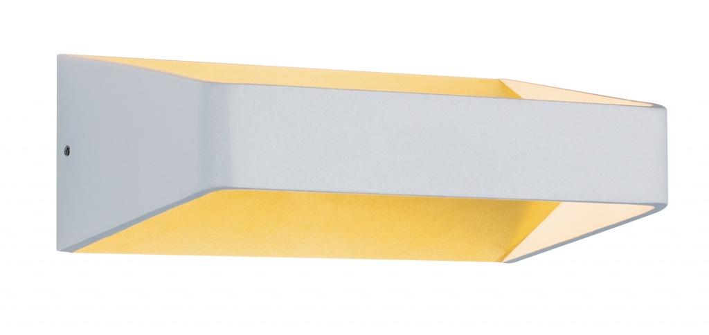 Настенный светильник WC Bar WL LED 1x8W Ws/Gold 230V Alu светильник donolux sa1541 sa1543 alu