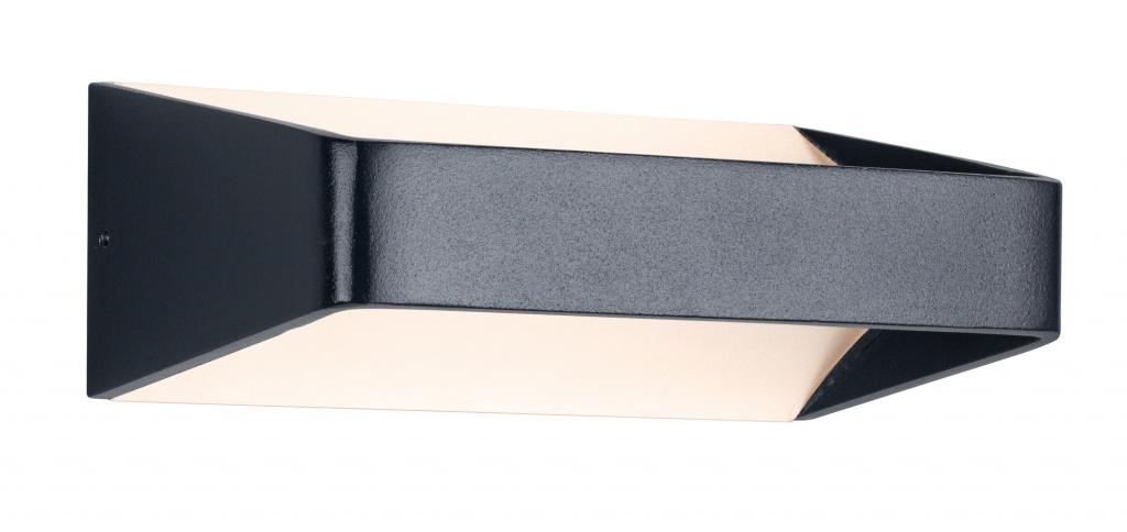 Настенный светильник Bar WL LED 1x8W Ws/Silber 230V Alu светильник donolux sa1541 sa1543 alu