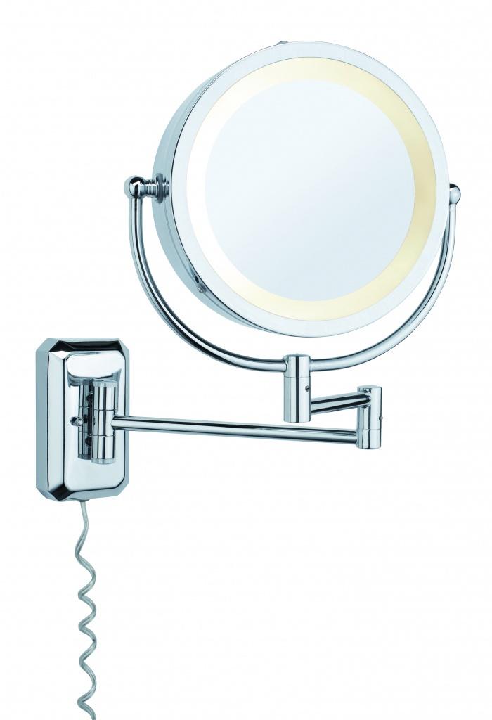 Светильник зеркало 1x40W Belal 230V E14 Хром/Зеркало