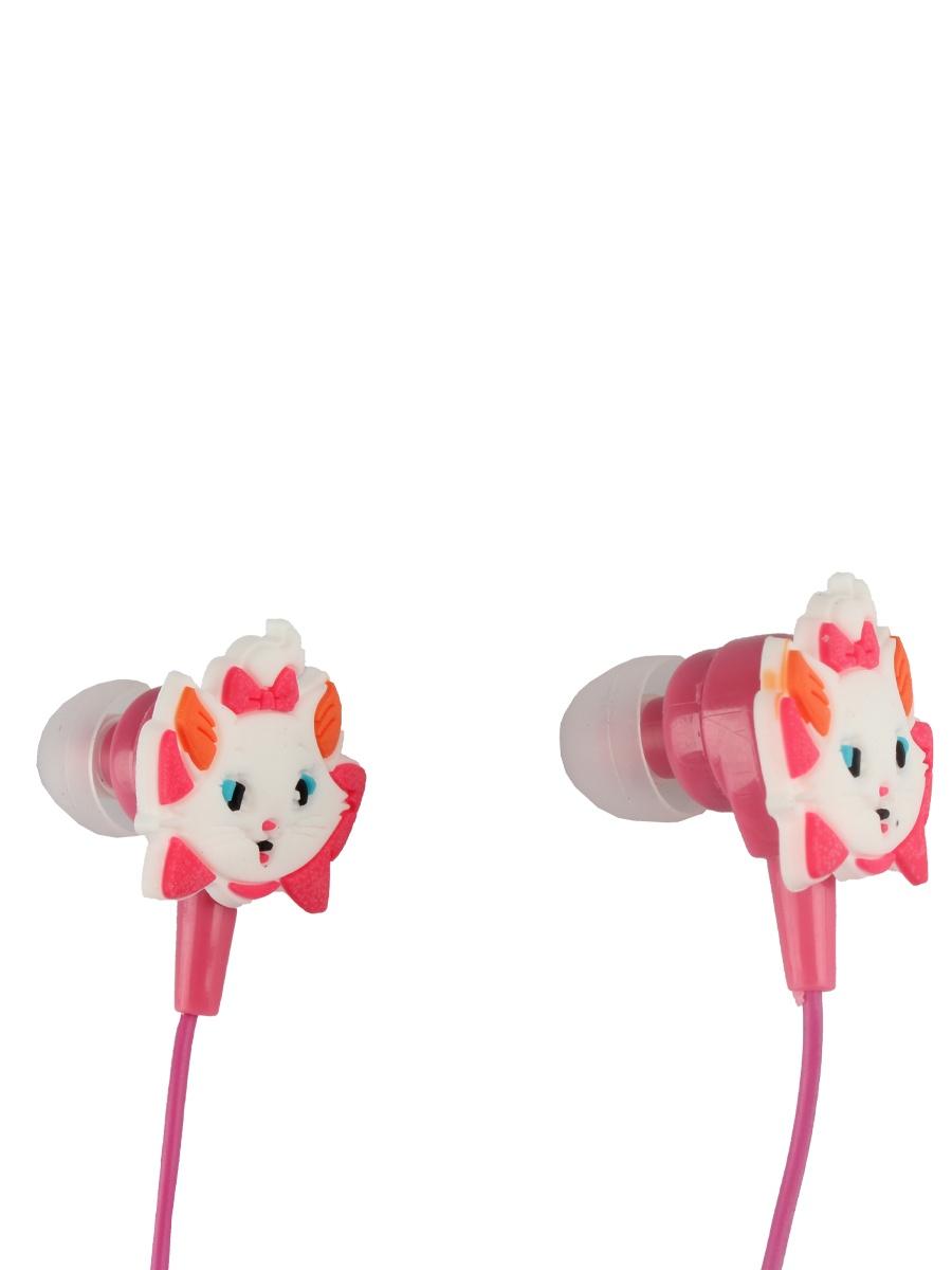 Наушники котята ,К 16 ,Semolina, розовый наушники