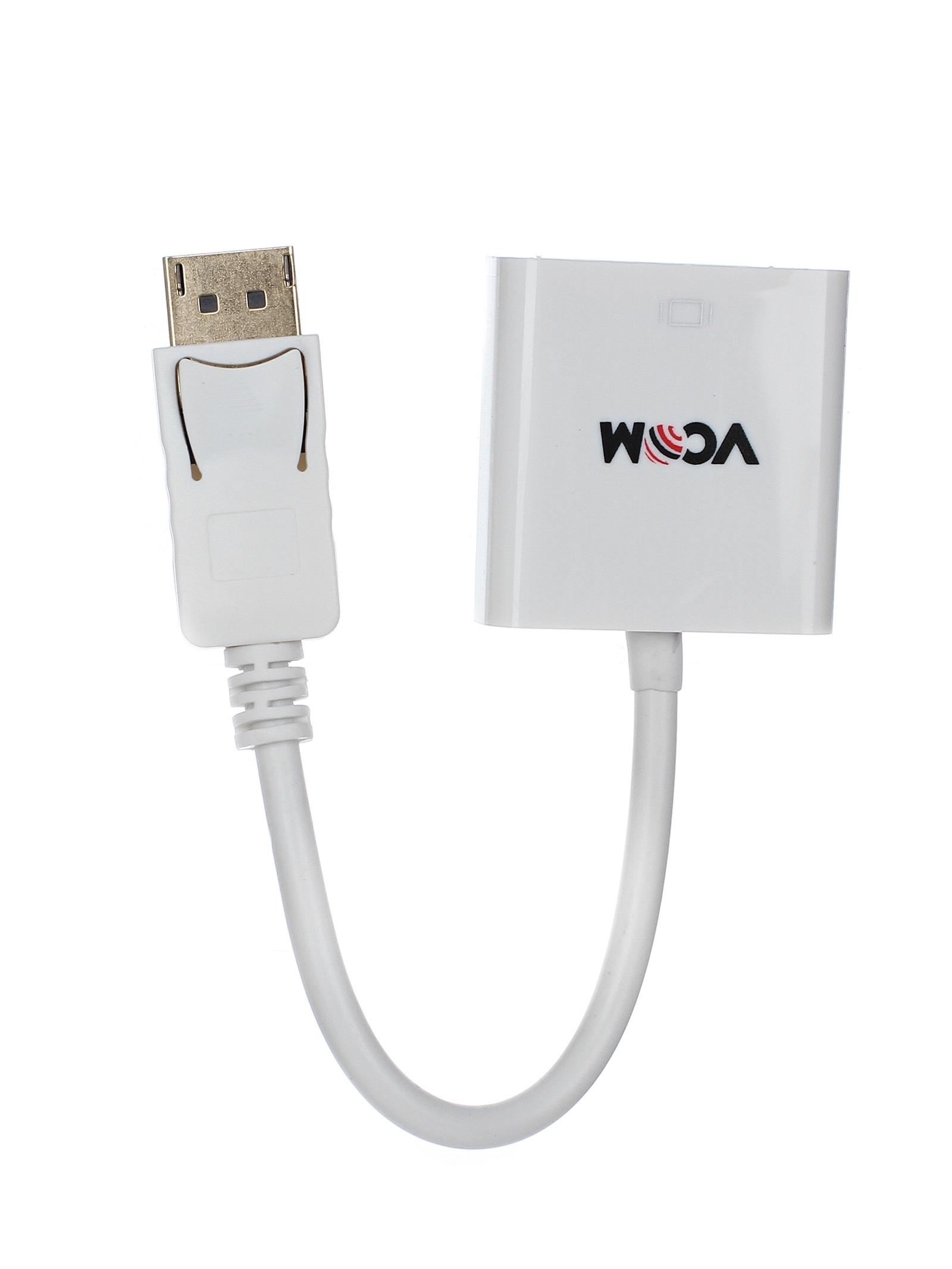 Кабель-переходник DisplayPort M to DVI F 0.15м VCOM <CG602> цена и фото