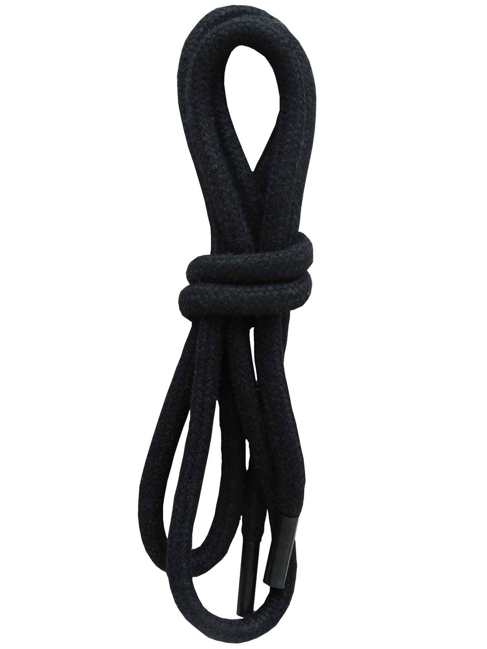 Шнурки ОРИОН 120см толстые черные