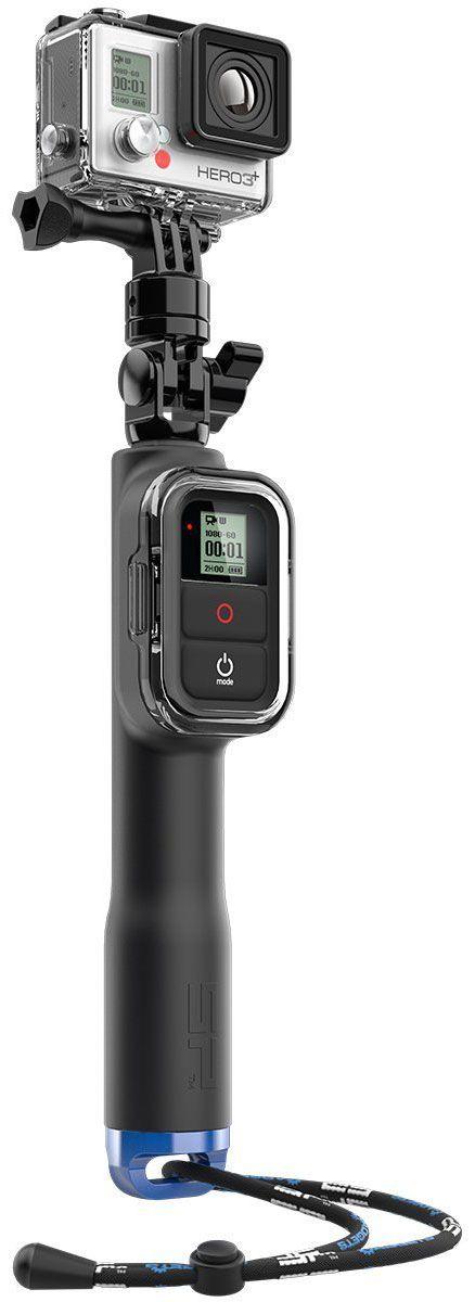 """Монопод для экшн камеры с креплением для пульта SP GADGETS 23"""" - 58 см"""