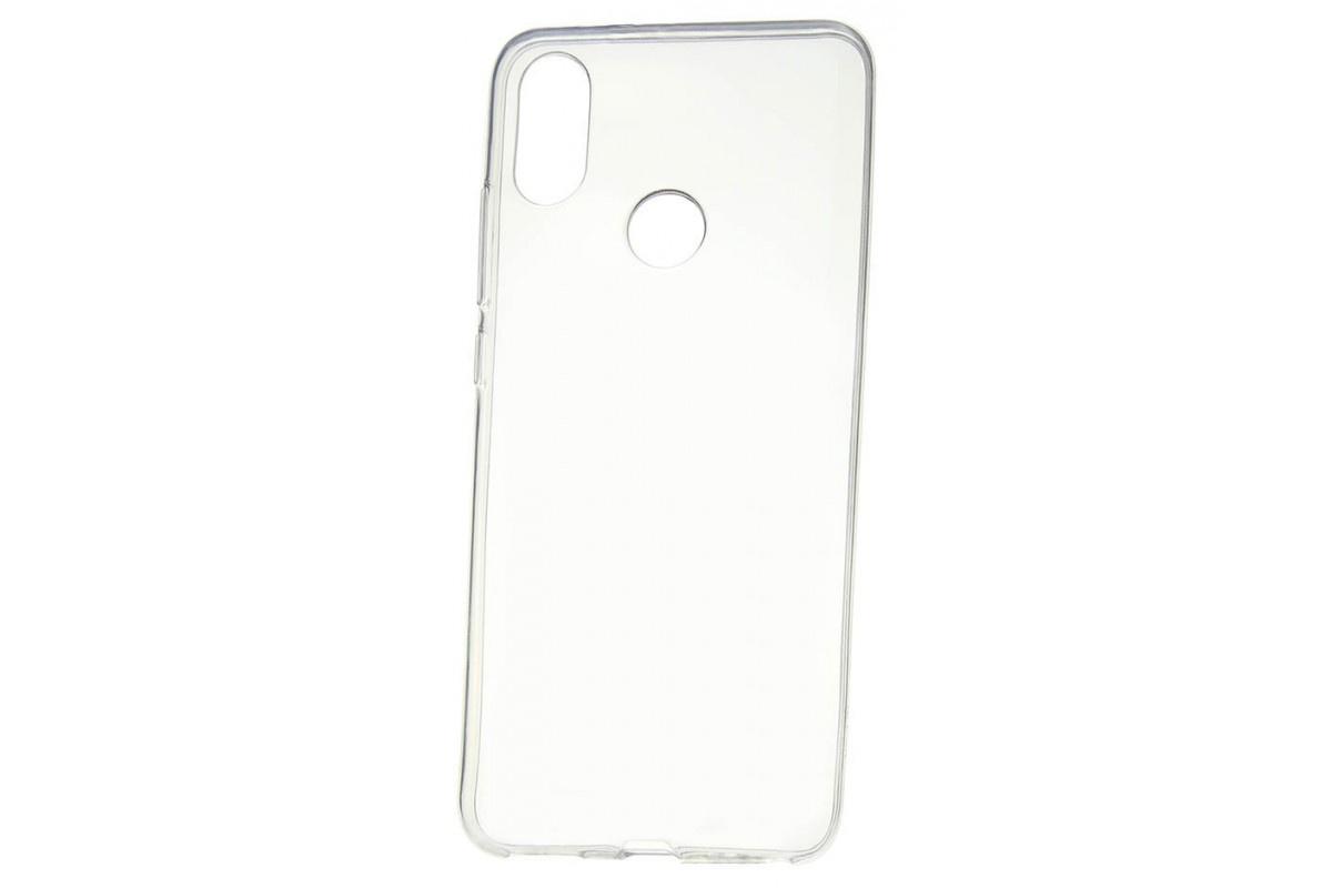 Силиконовый чехол для ASUS ZenFone Max (M1) ZB555KL прозрачный камера asus 360 для смартфонов черный [90ac02g0 bmk002]