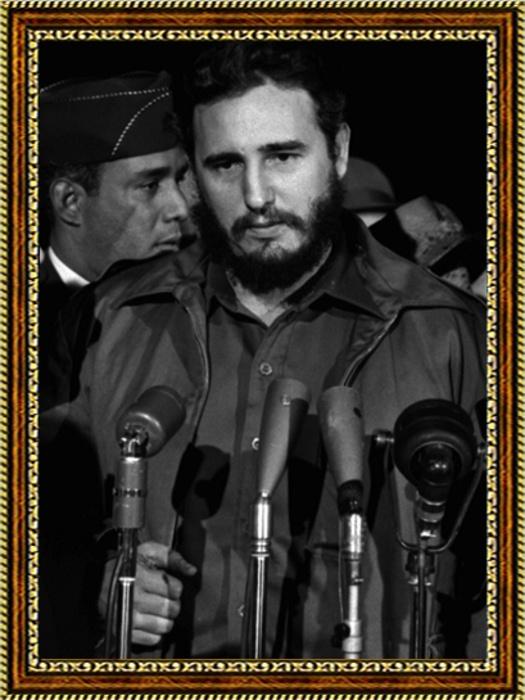 Портрет Фиделя Кастро - 2