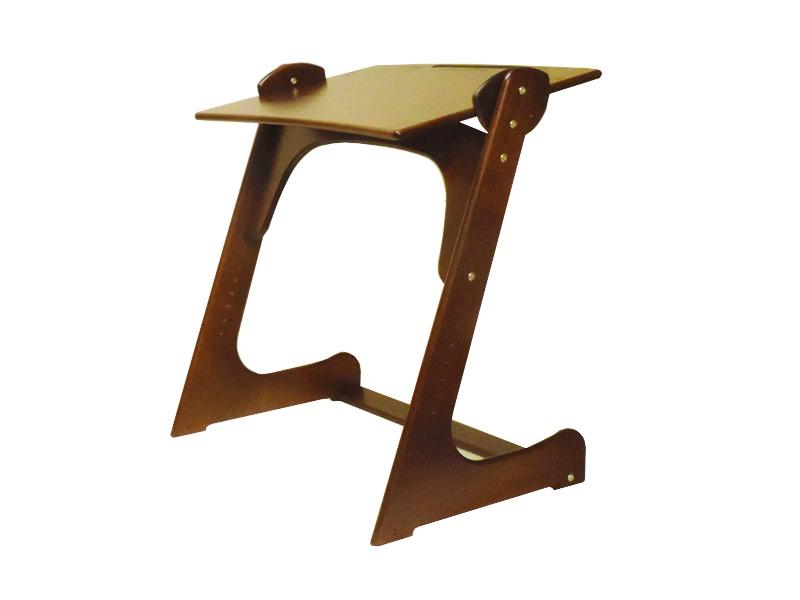 Растущая стол - парта Конёк Горбунёк (цвет столешницы: орех, цвет ножек стола: орех) подушки конек горбунек конек горбунек