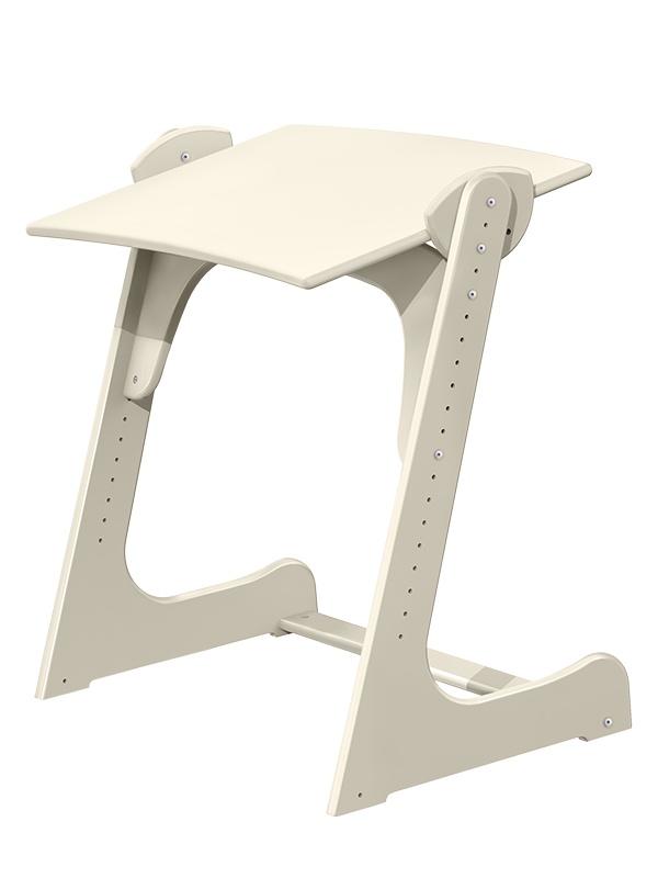 Растущая стол - парта Конёк Горбунёк (цвет столешницы: слоновая кость, цвет ножек стола: слоновая кость) подушки конек горбунек конек горбунек