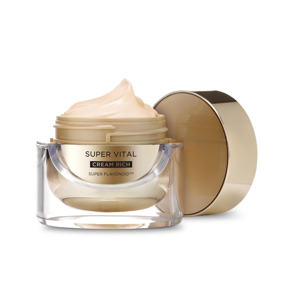 Увлажняющий и подтягивающий крем для лица IOPE Super Vital cream rich все цены