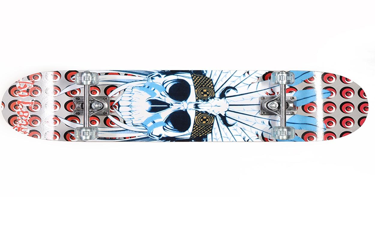 PWS-620 Скейтборд 31х8 скейтборд immortal 31 х8 abec 3
