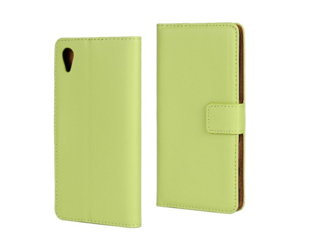 Чехол-книжка MyPads для Sony Xperia X / X Dual 5.0 (F5121 / F5122) с мульти-подставкой застёжкой и визитницей зеленый цена
