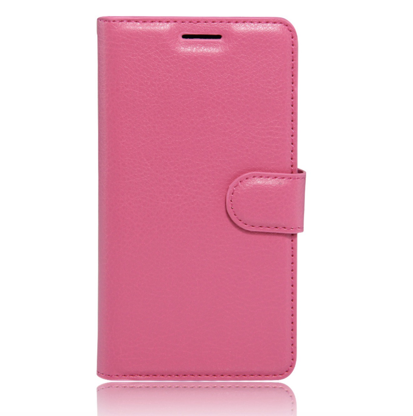 "Чехол-книжка MyPads для Sony Xperia XA / XA Dual 5.0"" (F3113/ F3112 / F3115 /E6533) с мульти-подставкой застёжкой и визитницей розовый"