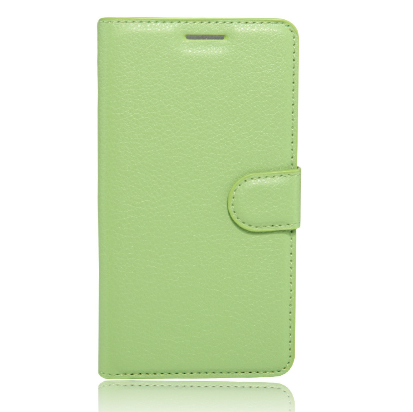 "Чехол-книжка MyPads для Sony Xperia XA / XA Dual 5.0"" (F3113/ F3112 / F3115 /E6533) с мульти-подставкой застёжкой и визитницей зеленый"