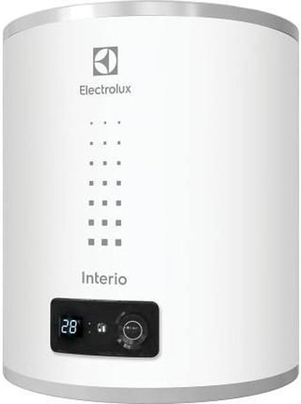 Водонагреватель накопительный электрическийElectroluxEWH30Interio3, 30 л, белый