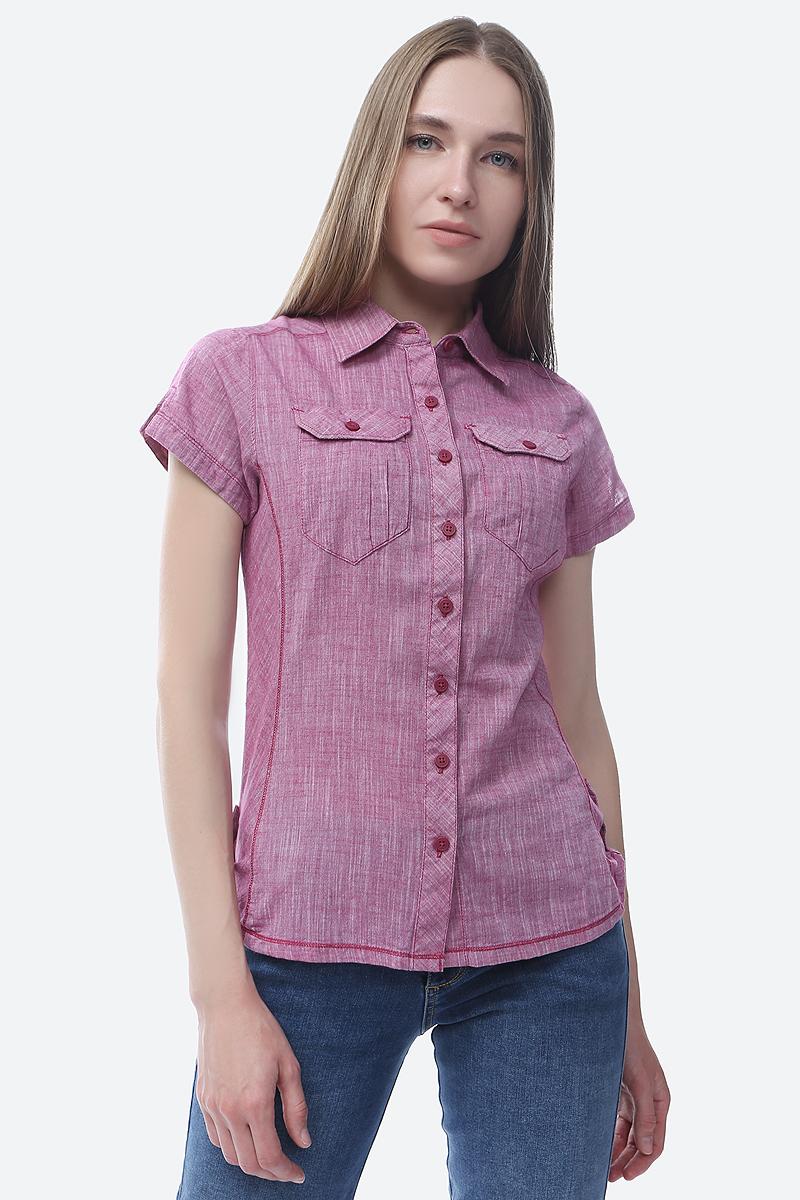 Рубашка Columbia Camp Henry Short Sleeve Shirt рубашка мужская columbia katchor ii short sleeve shirt цвет голубой 1577778 440 размер xl 52 54