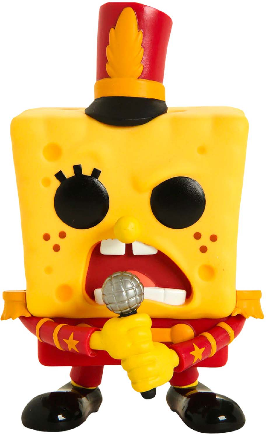 Фигурка Funko POP! Vinyl: Spongebob S3: Spongebob with Bandoutfit фигурка funko pop vinyl stranger things mike at dance 35055