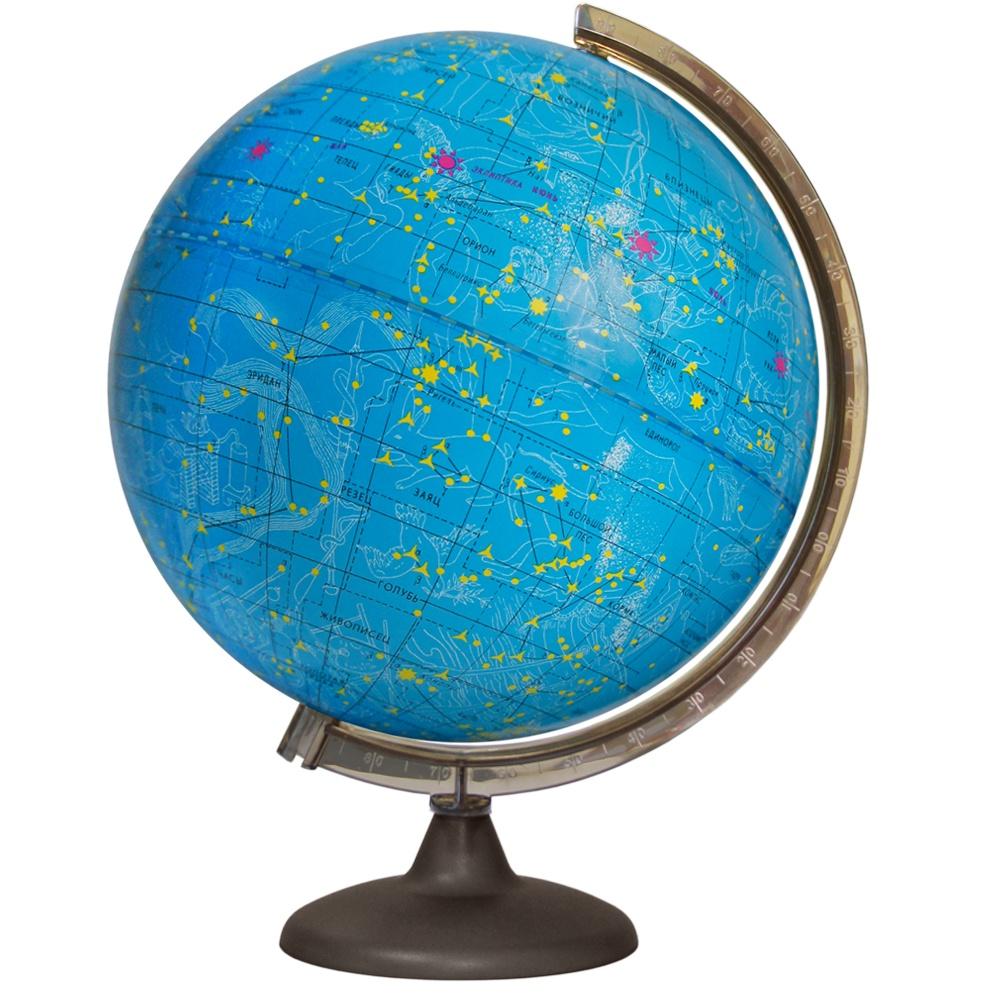 цена на Глобусный мир Глобус звездного неба, диаметр 32 см.