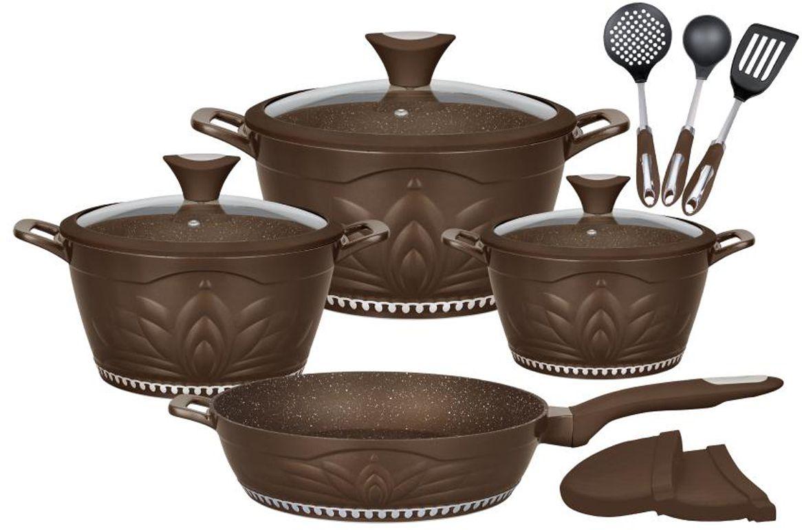 Набор посуды Winner Princess, 12 предметов.